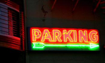 Dicen que aparcar en Madrid es fácil (o como convencerse a si mismo)